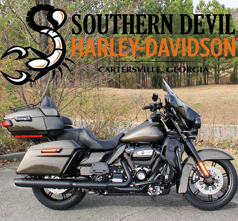 Photo of a 2020 Harley-Davidson® FLHTK Ultra Limited