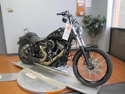 Used 2011 Harley-Davidson® Softail® Blackline™