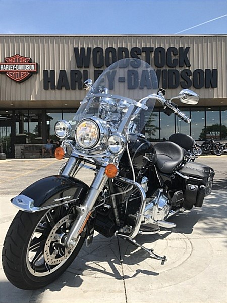 Photo of a 2014 Harley-Davidson® FLHR Road King®
