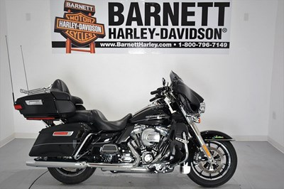 Used 2015 Harley-Davidson® Ultra Limited® Firefighter/Peace Officer