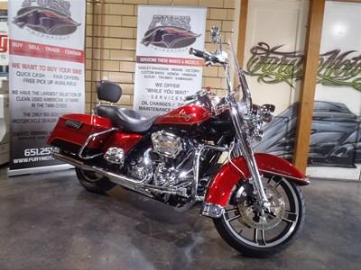 Used 2012 Harley-Davidson® Road King®
