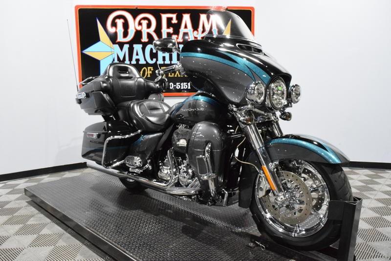 2015 Harley Davidson 174 Flhtkse Cvo Limited Carbon Dust