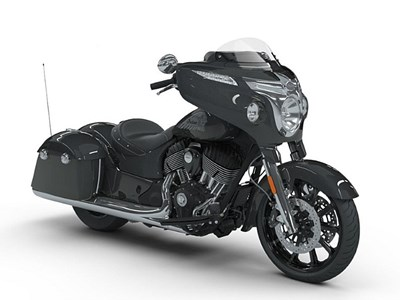 Used 2018 Indian® Motorcycle Chieftain®