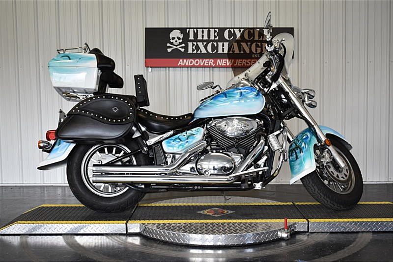 Photo of a 2006 Suzuki C50C Boulevard
