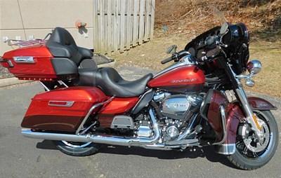 New 2019 Harley-Davidson® Electra Glide® Ultra® Limited