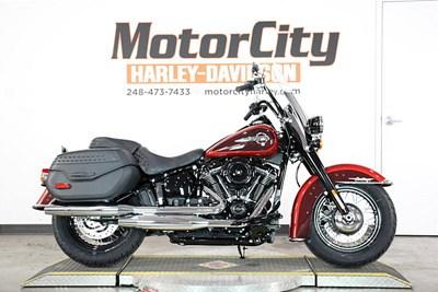 New 2019 Harley-Davidson® Softail® Heritage Classic