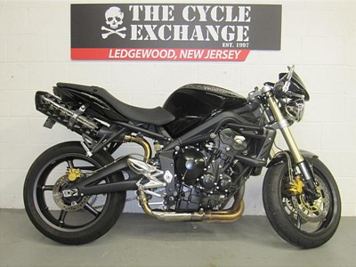 Used 2008 Triumph Street Triple 675