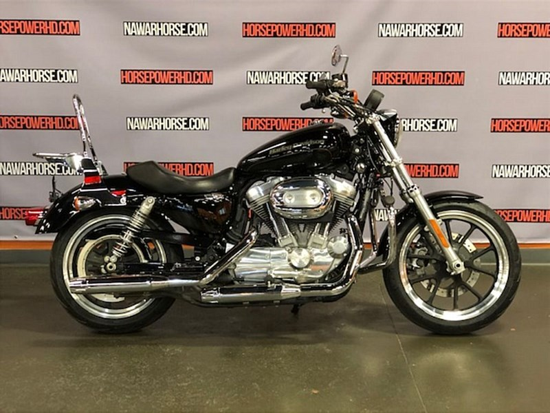 Photo of a 2018 Harley-Davidson® XL883L Sportster® SuperLow®