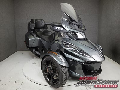 Used 2019 Can-Am Spyder RT Limited Dark