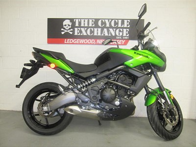 Used 2014 Kawasaki Versys® ABS