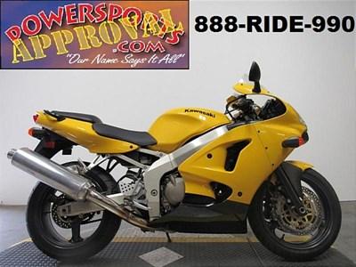 Used 2002 Kawasaki Ninja ZX-6R