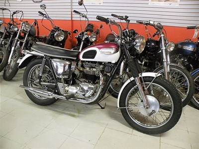 Used 1968 Triumph Bonneville 650 (UK)