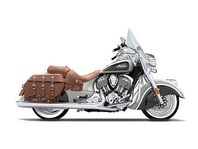 Used 2016 Indian® Chief® Vintage