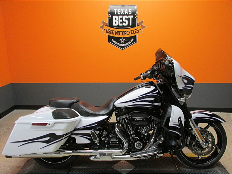 Used Cvo Street Glide For Sale Texas >> 2016 Harley-Davidson® FLHXSE CVO™ Street Glide® (White Amethyst and Black Licorice Flames ...