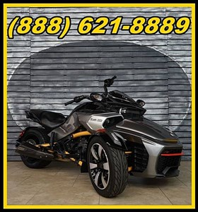 Used 2017 Can-Am Spyder RT Limited