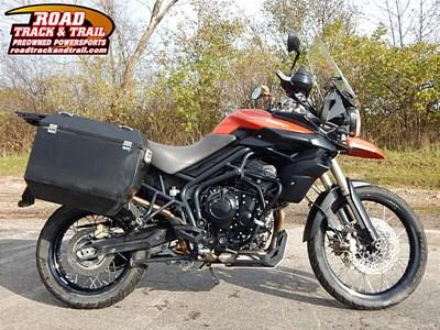 Used 2012 Triumph Tiger 800 XC