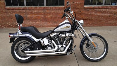 All New & Used Harley-Davidson® Softail Custom near Jersey Village ...
