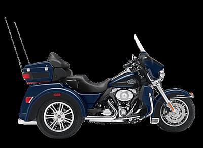 Used 2013 Harley-Davidson® Tri Glide™ Ultra Classic®