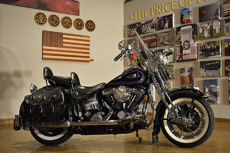 Photo of a 1998 Harley-Davidson® FLSTS Heritage Springer®