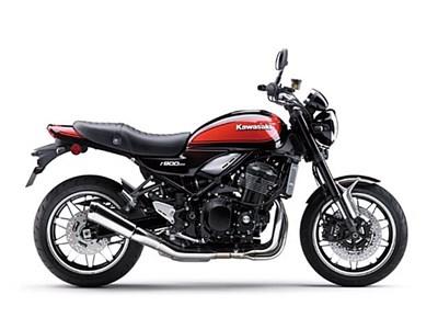 New 2018 Kawasaki