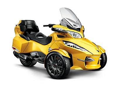 New 2013 Can-Am Spyder® ST-S SE5