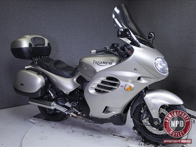 Used 2002 Triumph Trophy 1200