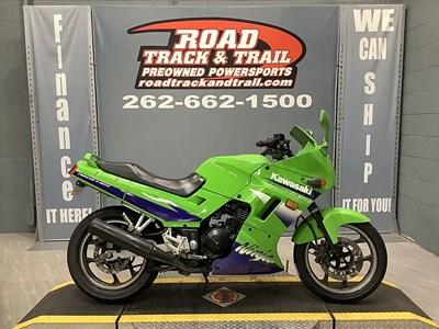 Used 2001 Kawasaki Ninja 250R