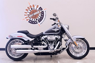 Used 2020 Harley-Davidson® Fat Boy® 114