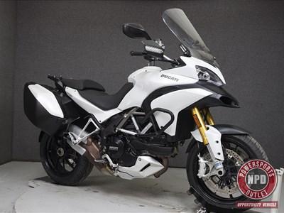 Used 2012 Ducati Multistrada 1200 S Touring