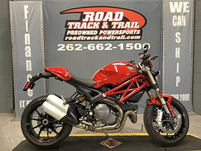 Used 2013 Ducati Monster 1100 EVO Diesel ABS