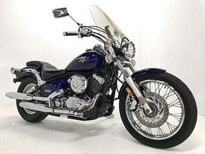 Used 2005 Yamaha V-Star 650 Custom
