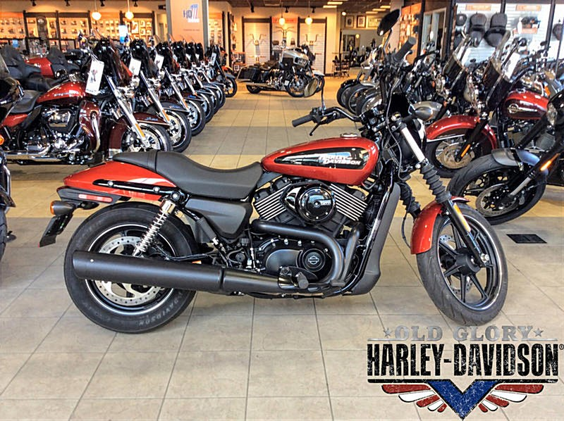 Photo of a 2018 Harley-Davidson® XG750 Street™ 750