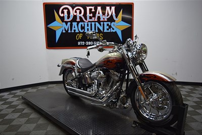 Used 2006 Harley-Davidson® Screamin' Eagle® Softail® Fat Boy®