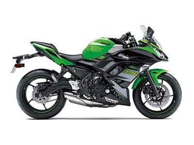 New 2018 Kawasaki Ninja® 650 ABS