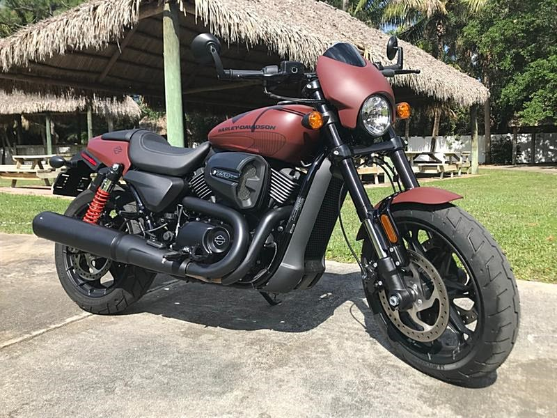 Photo of a 2018 Harley-Davidson® XG750A  Street Rod™