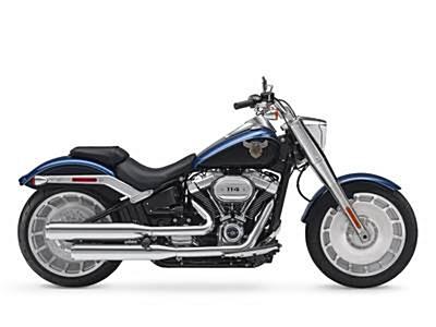 New 2018 Harley-Davidson® Softail® Fat Boy® 114 115th Anniversary