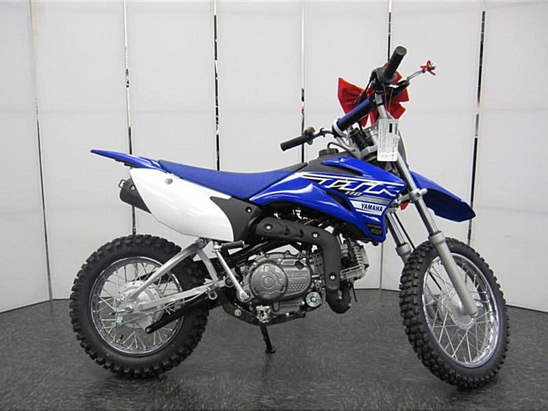 Photo of a 2019 Yamaha  TT-R110E