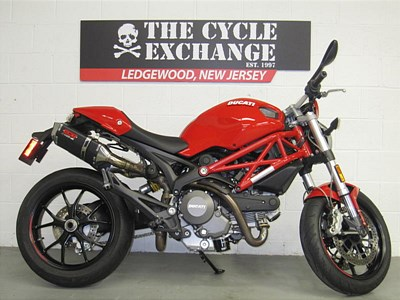 Used 2011 Ducati Monster 796