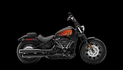 New 2021 Harley-Davidson® Street Bob® 114
