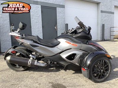 Used 2011 Can-Am Spyder RS-S