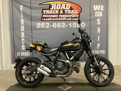Used 2016 Ducati Scrambler Full Throttle ABS