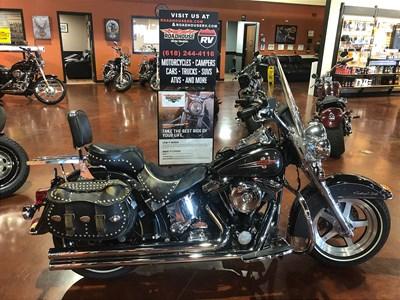 Used 1990 Harley-Davidson® Heritage Softail® Classic