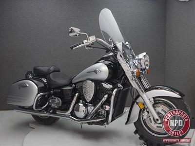Used 2005 Kawasaki Vulcan 1600 Nomad