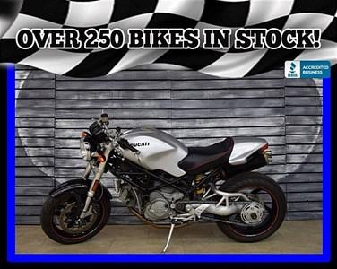 Used 2006 Ducati Monster 620 Dark
