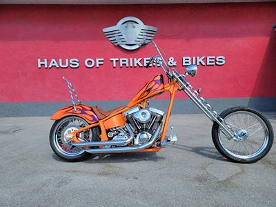 Used 2005 Precision Cycle Works Aggressor Bobber