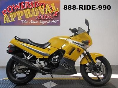 Used 2004 Kawasaki Ninja 250R