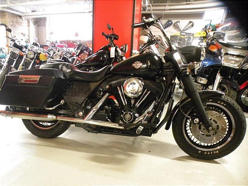 Photo of a 1998 Harley-Davidson® FLHR/I Road King®