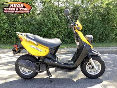Used 2003 Yamaha Zuma