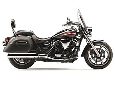 Used 2014 Yamaha V-Star 950 Tourer
