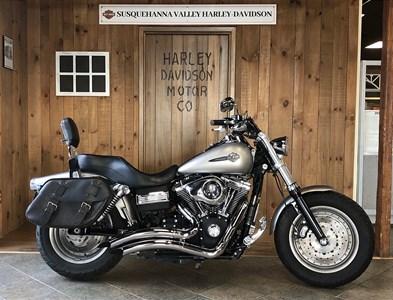 Used 2008 Harley-Davidson® Dyna® Fat Bob